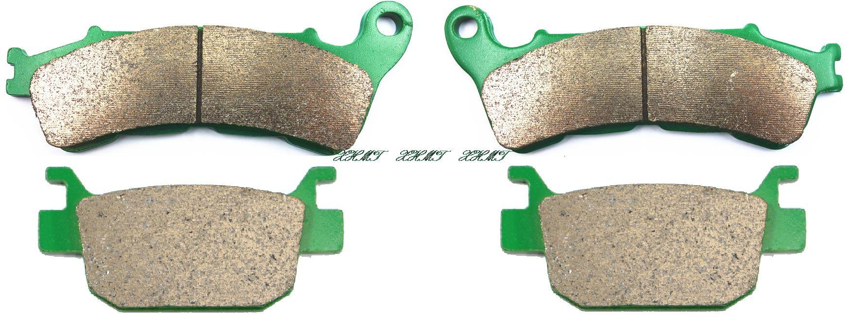 Disc Brake Pads Set for HONDA NSS250 NSS 250 FORZA EX X 2005 06-08/ SH300 SH 300 i 2006 2007 2008 2009 2010 2011 2012 2013 2014