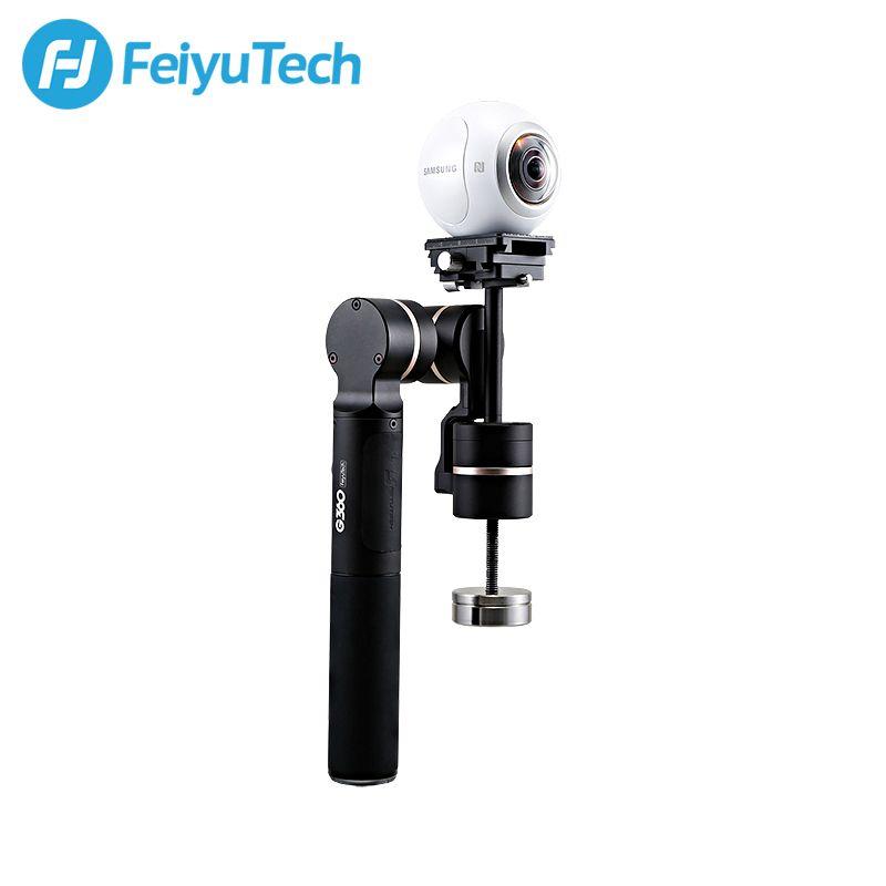FeiyuTech Feiyu G360 Handheld Panoramic Camera Gimbal 360 Limitless Panning Axis One-press Panorama Vast Camera Stabilizer