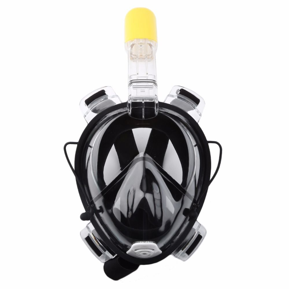 new Diving Mask Scuba Mask Underwater Anti Fog Full Face Snorkeling Mask Children Kid Swimming Snorkel Diving Equipment