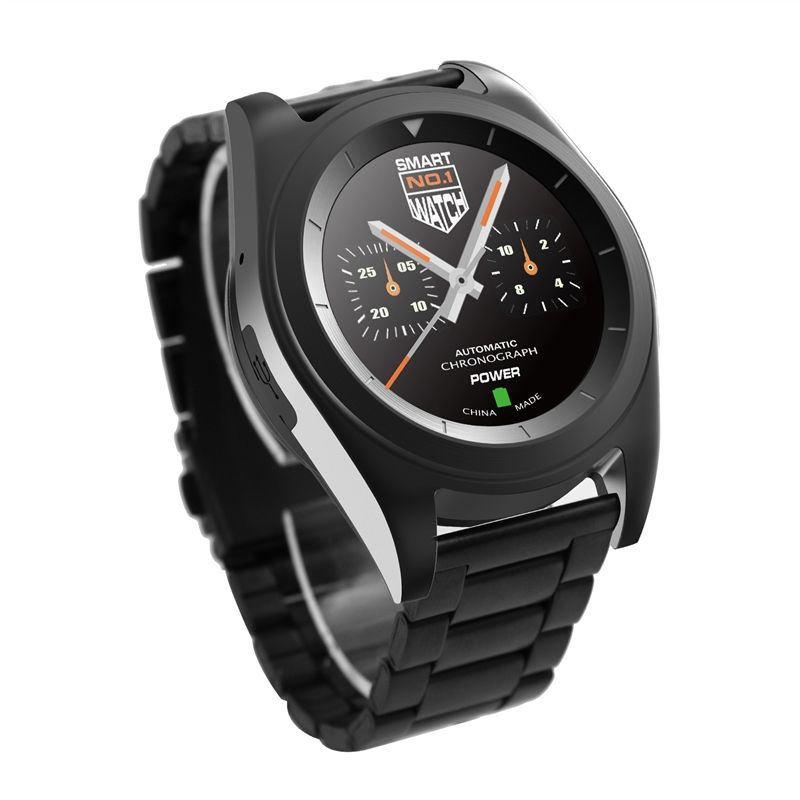 G6 Smart Watch Stainless Steel Bluetooth Mobile phone Sport Touch SmartWatch Depth waterproof For IOS Android WhatsApp PK G5 X7