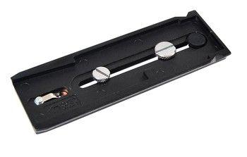 Miliboo supérieure en aluminium court quick release plaque MYT806 pour vidéo caméra trépied monopode
