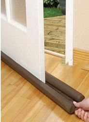 Bouchon Isolant Porte Fenêtre Brun Intérieur ou Extérieur Portes
