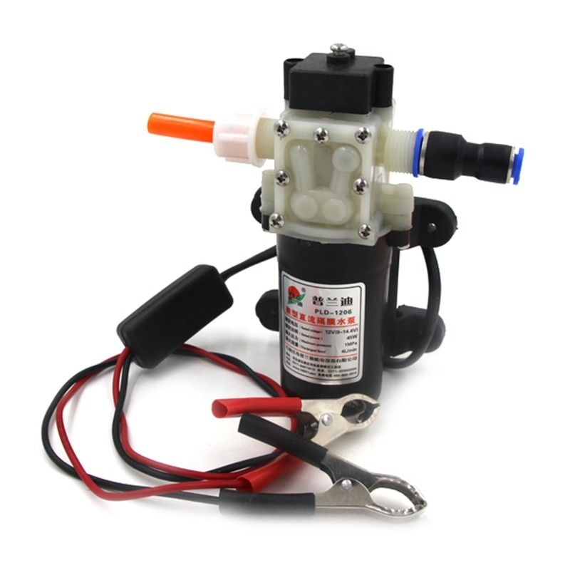 gasoline Professional Electric DC 12V 24v Oil Pump, Diesel Fuel Oil Engine Oil Extractor Transfer Pump, Powered By Car Battery