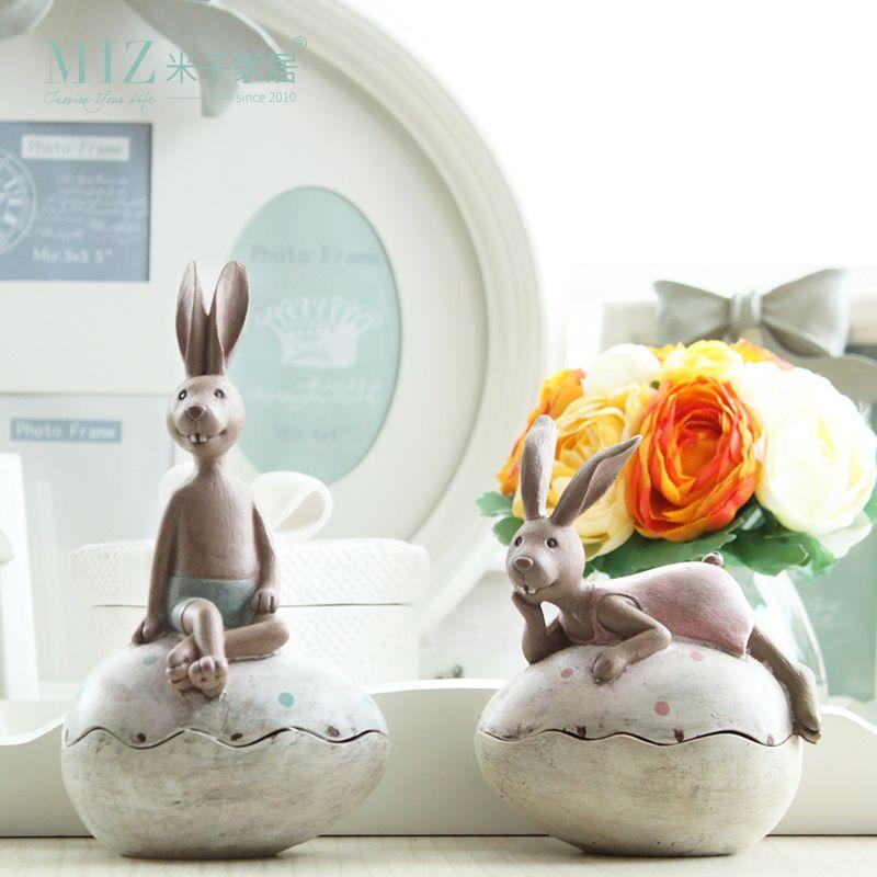 Zim Maison 1 Pièce Forme De Lapin Tirelire De Stockage JarJewerly Tirelire banque Cadeau pour Ami D'anniversaire D'enfant Cadeau Nouvelle Vente Chaude Figurines