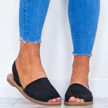 2018 chaussures Femmes sandales femmes chaussures D'été plat Chaussures gladiateur Romain sandales mujer sandalias Dames Flip Flops Chaussures
