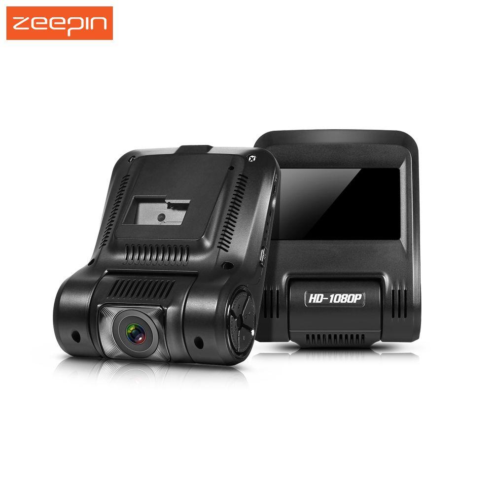 Zeepin Hidden DVR Novatek 96658 2.45 Inch Dash Cam 1080P FHD 170 Wide Angle Recorder With Wifi WDR Night Shoot Camera Universal