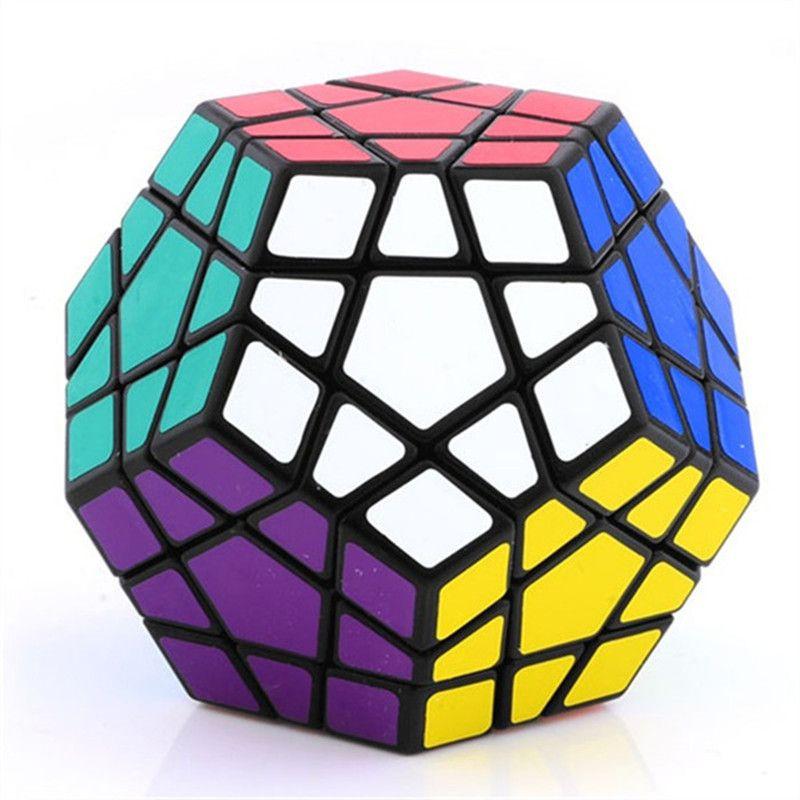 Профессиональный Megaminx Magic Cube Головоломки Скорость кубики развивающие игрушки Специальный подарок Игрушечные лошадки для детей