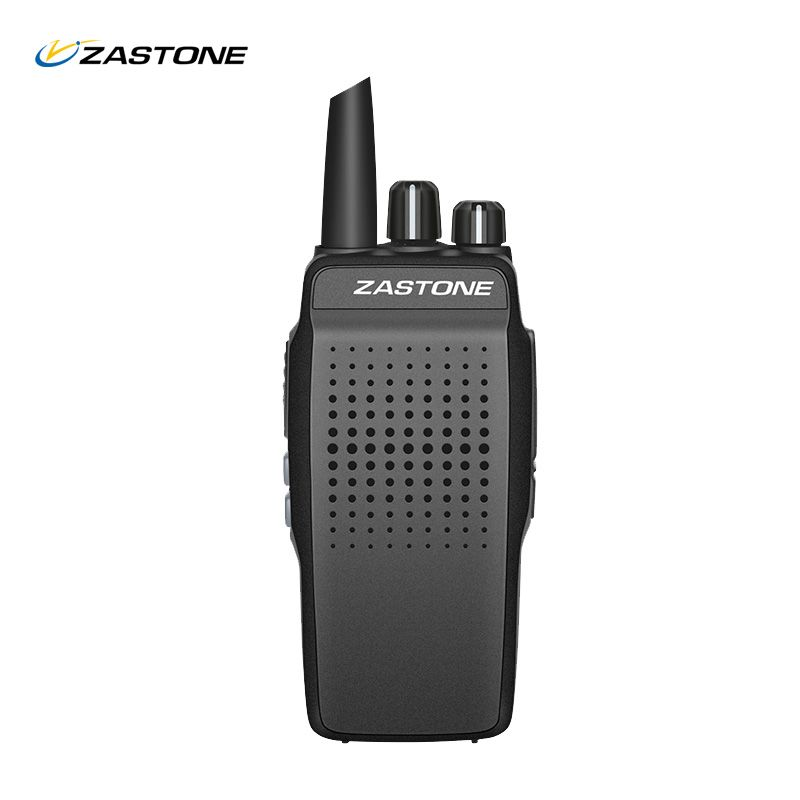 ZASTONE 800R Portable Walkie Talkie 10W 5-10km Long Distance UHF 400-480MHz 3200mAh 16CH Radio Communicator HF Transceiver