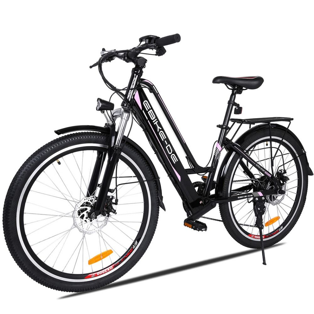 Neue 26 zoll Elektrische Fahrrad eBike Outdoor 250 W Hohe Geschwindigkeit Elektrische Mountainbike E-Bike EU Stecker roller Moped moto eletrica