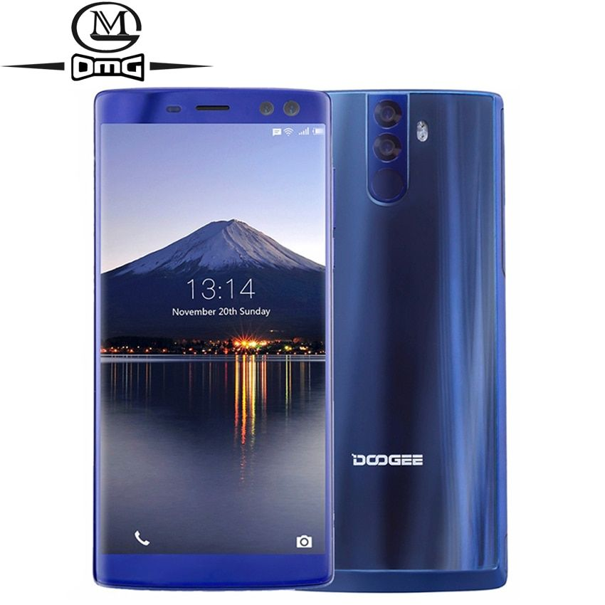 DOOGEE BL12000 pro 12000mAh battery 4G Smartphone Android 7.0 6GB RAM + 128GB 6.0