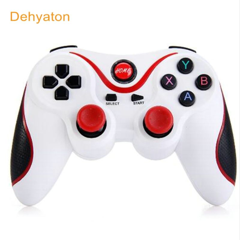 Dehyaton T3 Android sans fil Bluetooth manette de jeu manette de jeu BT 3.0 pour Android Smartphone tablette PC TV Box