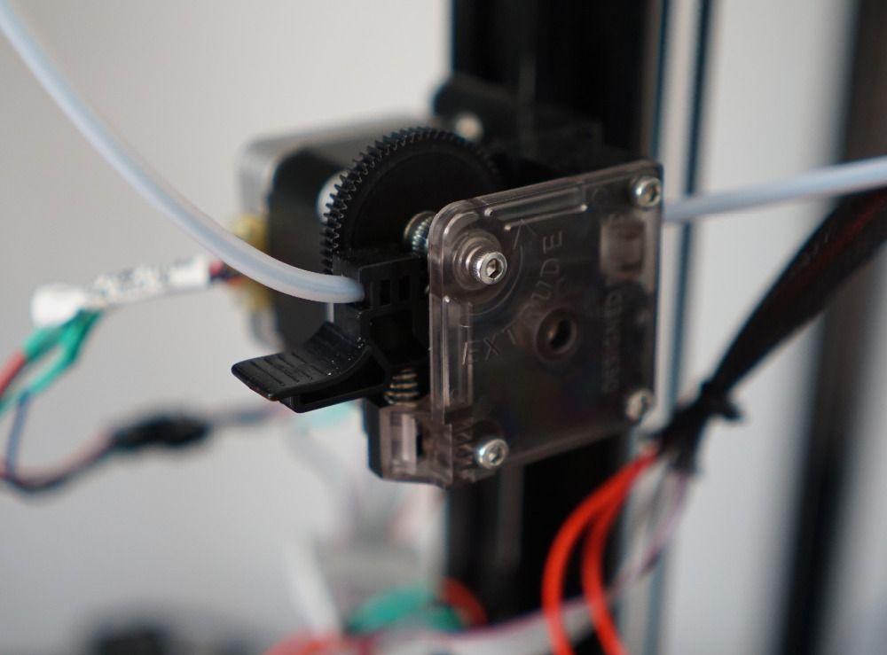 Trianglelab 3D imprimante titan Extrudeuse pour bureau FDM imprimante reprap MK8 J-tête bowden livraison gratuite i3 support de montage