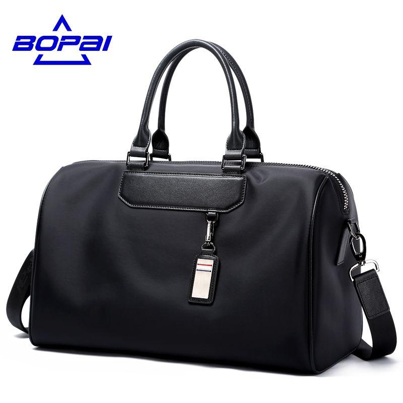 Voyage de luxe sacs femmes de sac de voyage d'une nuit hommes touristique sac grande taille femmes de voyage sacs à main élégant mâle polochon sacs