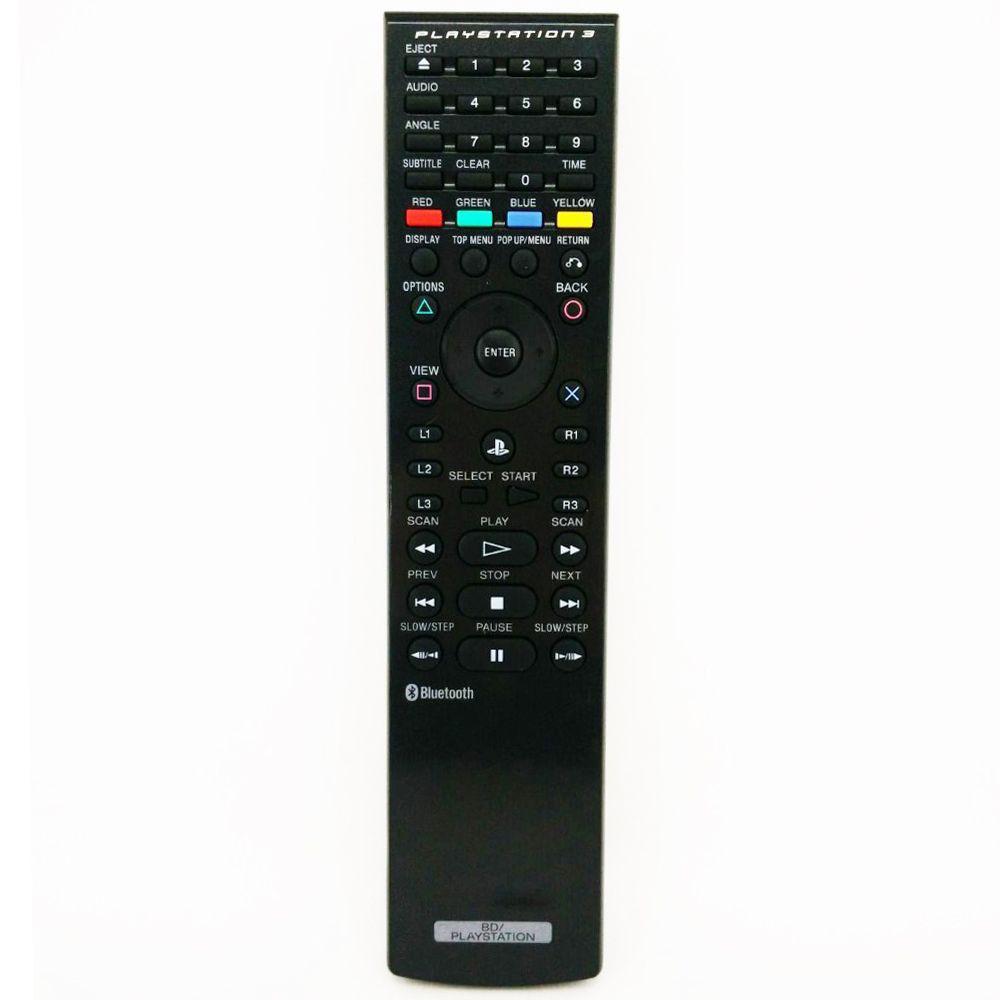Occasion d'origine novo controle remoto para controle remoto de alta qualidade blue ray ps3 bd cd dvd controle remoto para playstatio