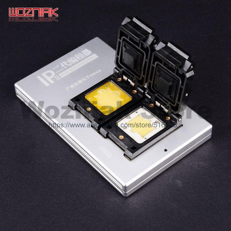 Wozniak Neueste IP Box 2018 NAND Programmer IP BOX V2 HDD NAND SN Reparatur Werkzeug für iPhone 4 s 5 5C 5 s 6 6 p 6 s 6SP 7 7 p Alle iPad