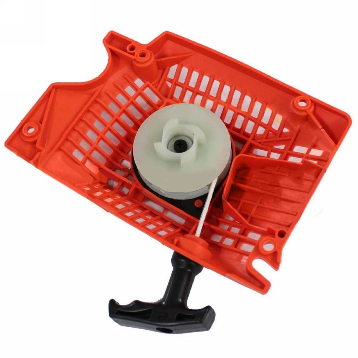 Recoil Pull Start Starter For Chainsaw 4500 5200 5800 Replacement For Chinese Chainsaw 45cc 52cc 58cc Orange Mayitr