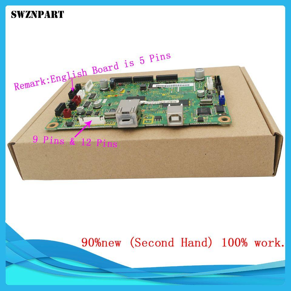 FORMATTER PCA ASSY Formatter Board logic Main Board MainBoard mother board for Brother MFC-7360N MFC7360N MFC 7360N