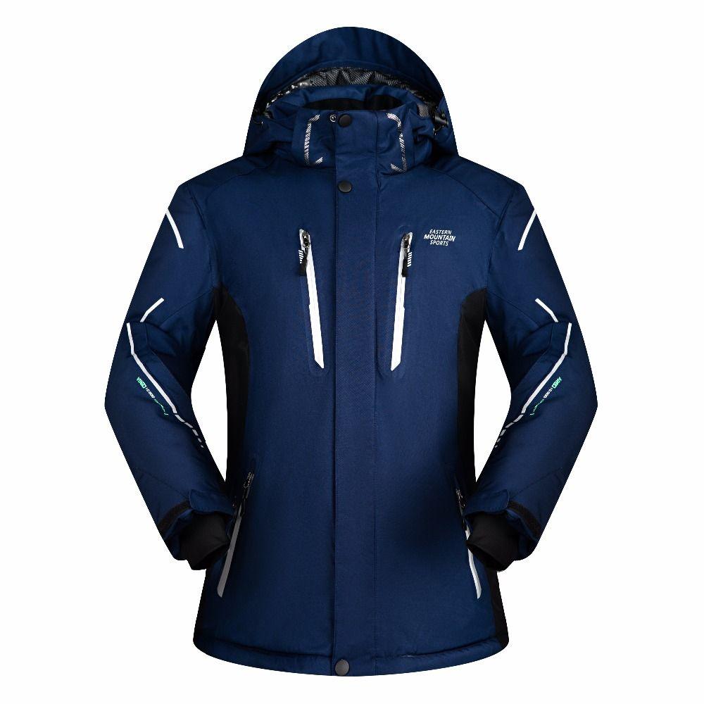 2017 neue Männer ski Jacken marken Im Freien Warme Snowboard Jacke wasserdicht schnee jacke Mann sportbekleidung winter kleidung