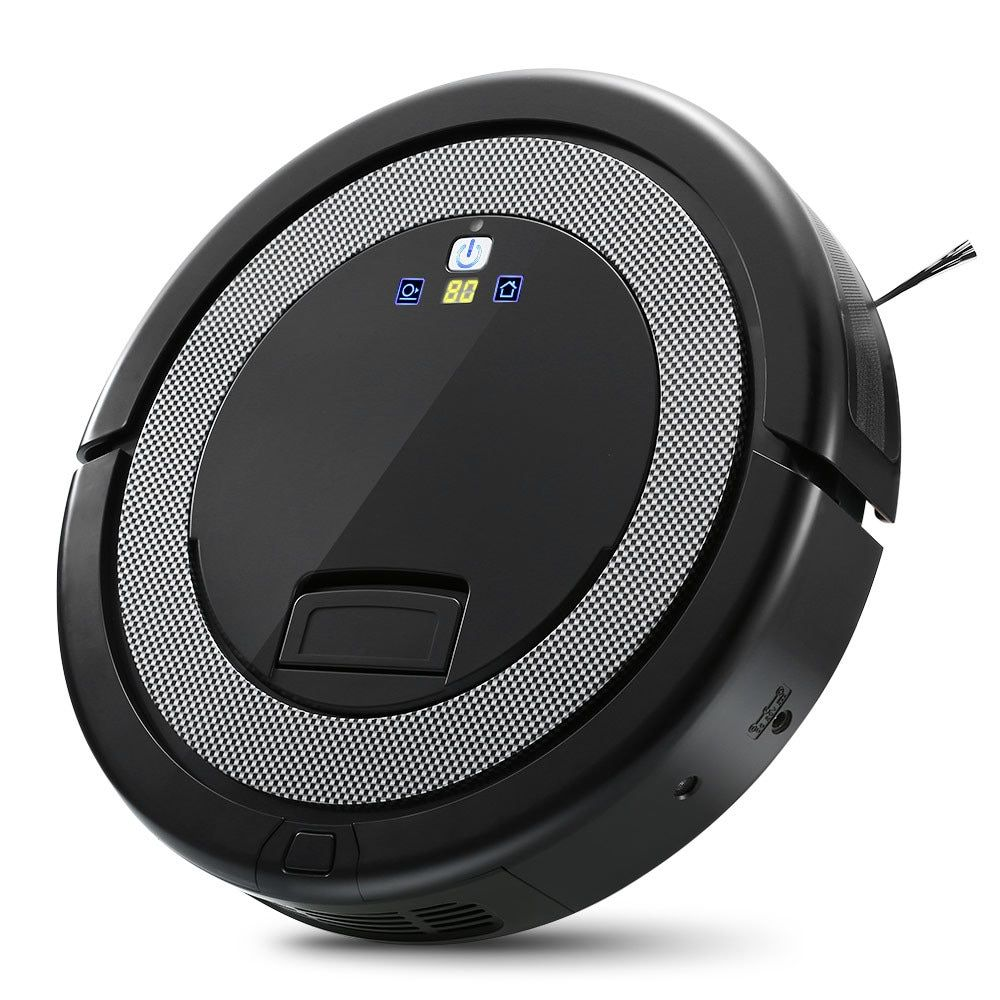 Robot Vacuum Cleaner Auto recharge Automatic Sweeping Dust Sterilize Smart Planned Remote Control Vacuum Cleaner 5 mode for Home