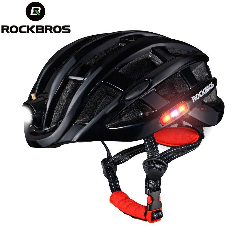ROCKBROS Licht Radfahren Helm Fahrrad Ultraleichte Helm Integral geformten Mountain Road Fahrrad MTB Helme Sicher Männer Frauen 57- 62 cm