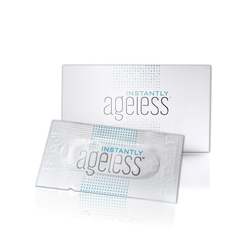 25 Sachets Jeunesse Instantly Ageless Anti-Aging Anti Wrinkle Eye Cream Fast Effective EyeBag Remove Argireline Face Lift