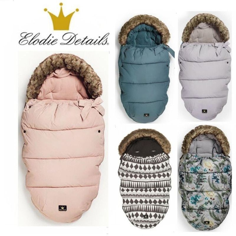 elodie details baby sleeping bag Warm sleep sack sleepsacks infant kids stroller Accessories pram winter envelope for newborns