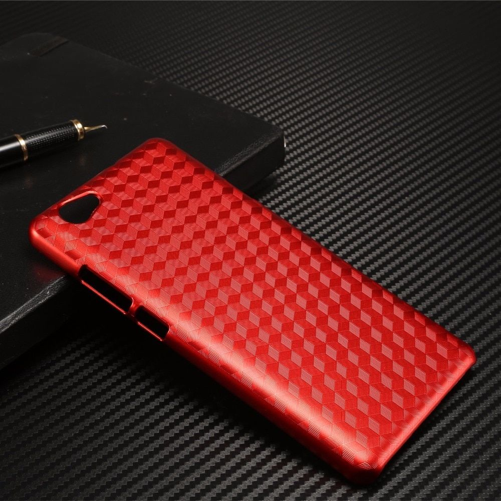Vernee thor plus case with ultra thin pc back cover with perfect touch feeling original phone bag accessories