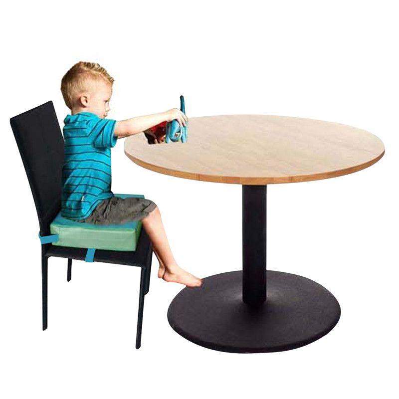 Chrilren Augmenté Chaise Pad Doux Bébé Enfants À Manger Coussin Réglable Amovible Chaise Booster Coussin Landau Coussin De Chaise