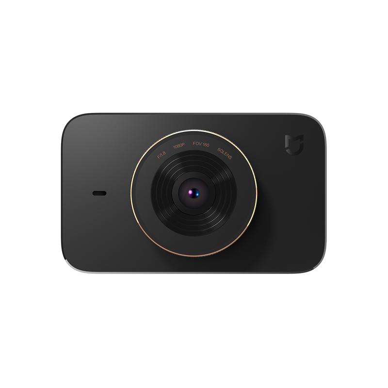 Xiaomi Mijia Smart Car DVR Carcorder Dash Camera F1.8 1080P 160 Degree Wide Angle HD Screen WiFi Connection