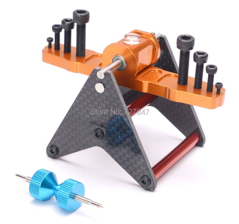 High Quality Blade Propeller Balancer for 250 450 500 600 700 Universal RC Helicopter Multirotor Airplane Parts