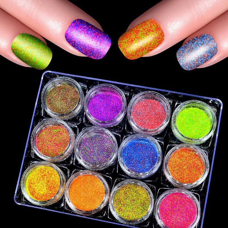 ZW003 fashion shinning Good quality Nail Glitter Powder arcylic powder
