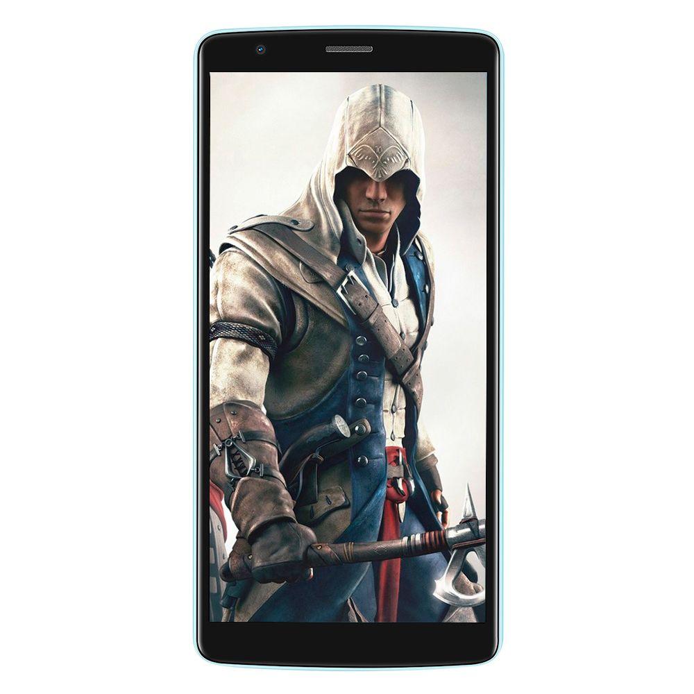 BLACKVIEW A20 3g Smartphone 5.5 pouce MTK6580 Quad Core 1.3 ghz 1 gb RAM 8 gb ROM Android 8.0 double Retour Caméras 3000 mah Mobile Téléphone
