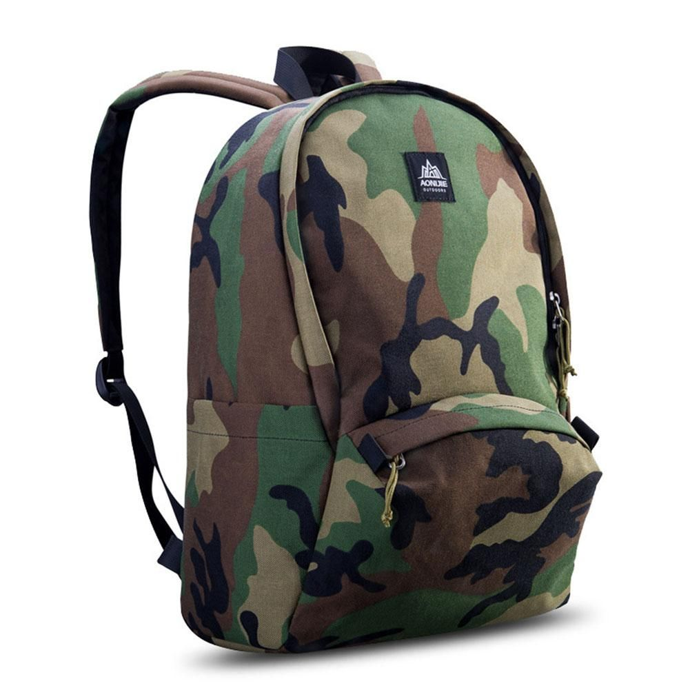AONIJIE Unisex Outdoor Cross-country Ultra Light Multifunctional waterproof Camouflage below 20L Backpack Riding Hiking Bag