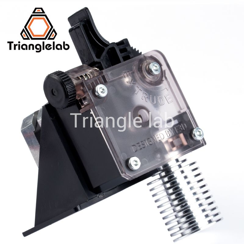 Trianglelab 3D printer titan Extruder for 3D printer <font><b>reprap</b></font> MK8 J-head bowden free shipping Optional MK8 i3 mounting bracket