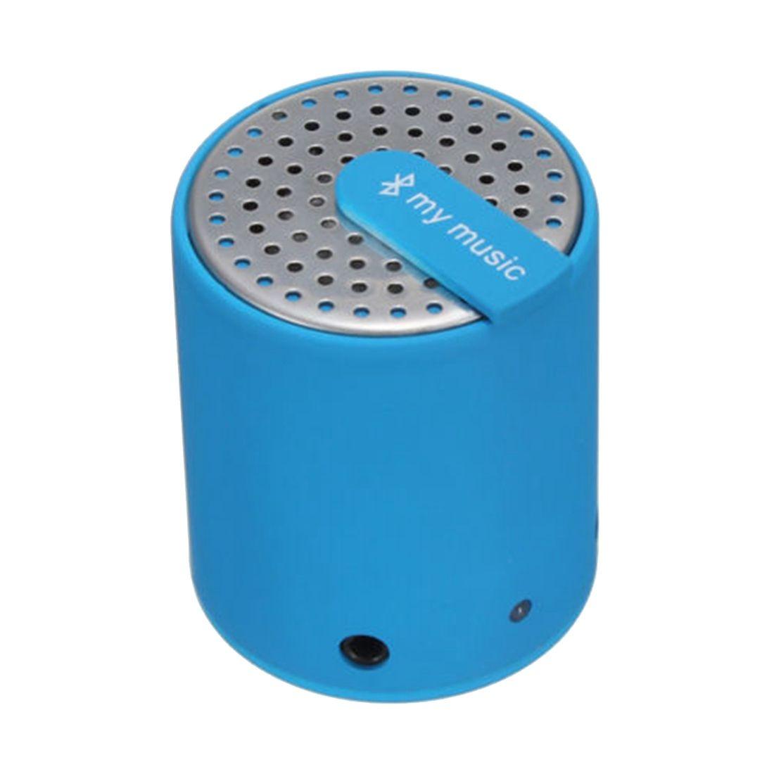 Mini Altavoz Bluetooth Caja de Sonido Reproductor de MP3 Musik estación de Handy pad