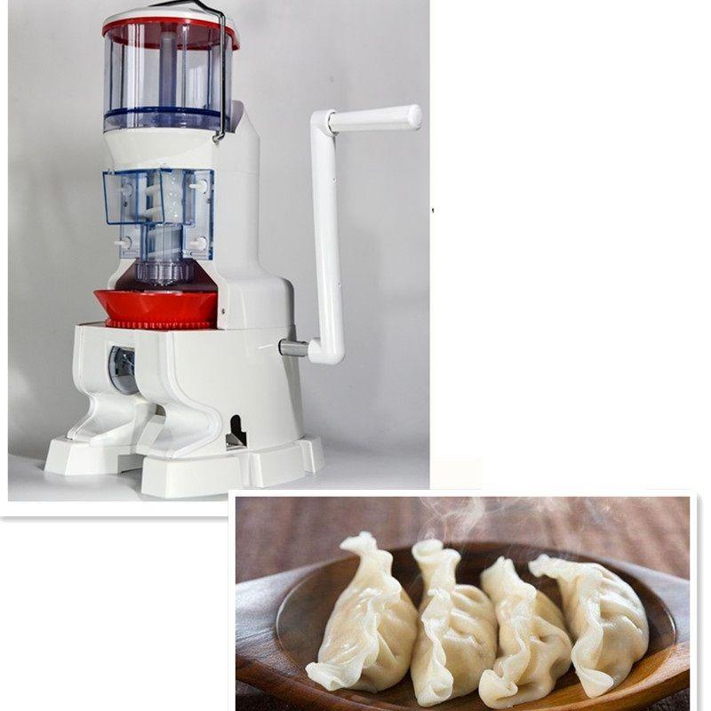 Food Grade Manuelle Knödel Maker Manuelle Vertikale Knödel, Der Maschine Knödel Maker Schnelle Knödel Verpackung Maschine