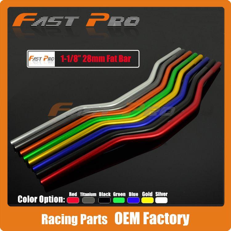 Motorcycle Motocross 28mm Handlebars Handle Tubes Fat Bars For KTM CRF EXC EXCF SX SXF SXS XC XCR XCW XCF XCRF NXC MX SMR DUKE