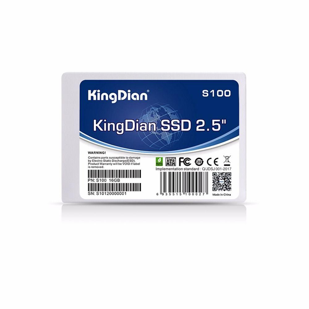 KingDian 2.5 SATA SATA2 SATA3 SSD Most Competitive Series GB S100 16GB 32GB S200 60GB S280 120GB S280 240GB 480GB SSD