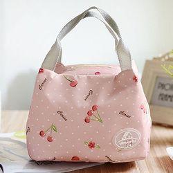 2017 nueva moda portátil aislados almuerzo bolsa de alimentos térmicos picnic Bolsas para comida para las mujeres niños men cooler lunch box bag totalizador
