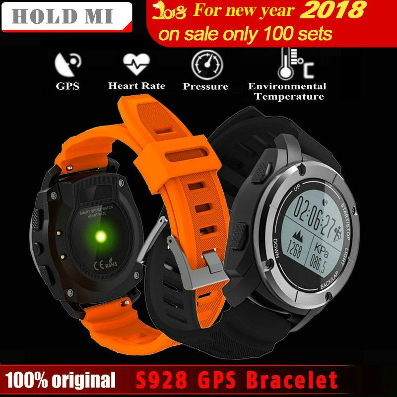 S928 Sport Smart Uhr g-sensor GPS Outdoor Pulsuhr Smart Armband für Smartwatch Android IOS