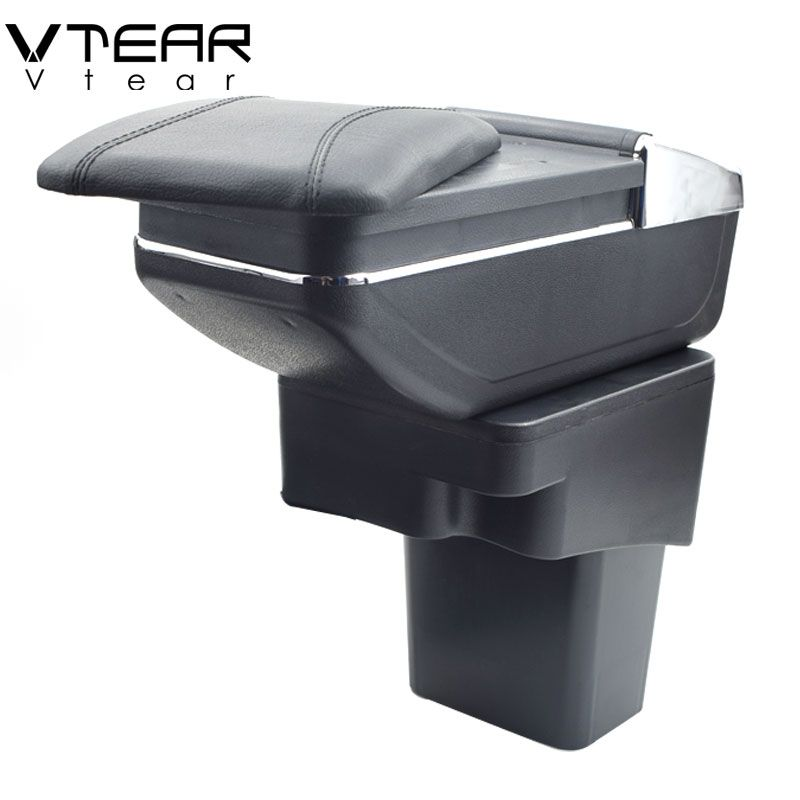 Vtear For Nissan Juke armrest box central Store content box cup holder ashtray interior decoration car-styling accessories 14-17