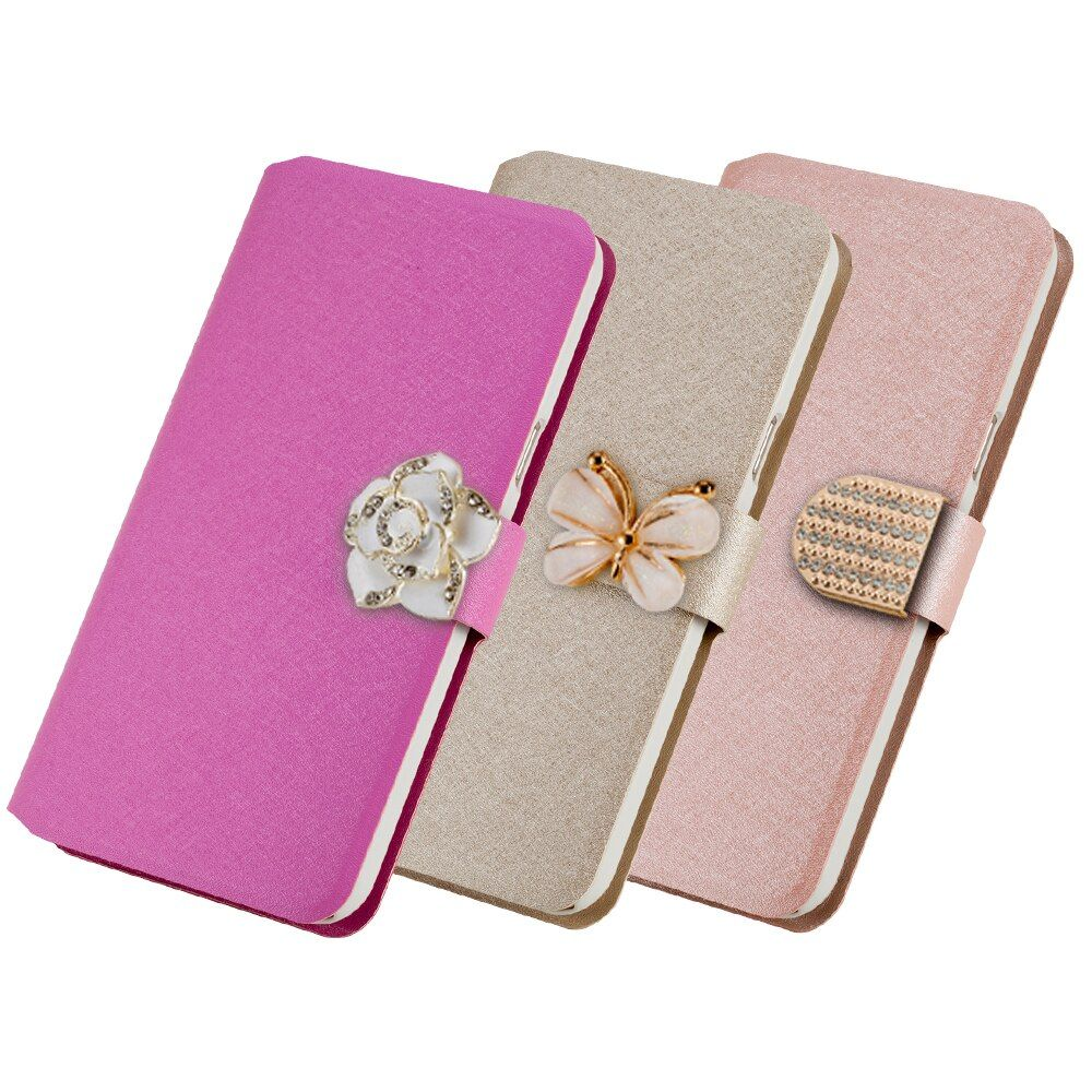 Case New Arrival Luxury Ultra-thin Leather Phone Cover for DEXP Ixion ES150 Fit / EL450 Force / X355 Zenith