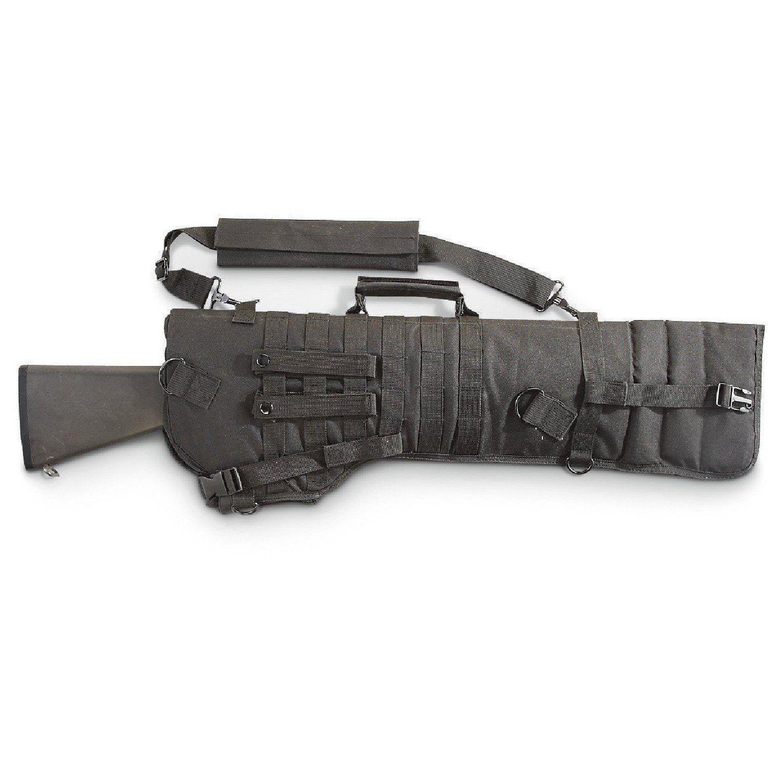Arma larga protección Carrier Tactical rifle scabbard ejército Militar funda asalto rifle escopeta Caza ejército bolsa