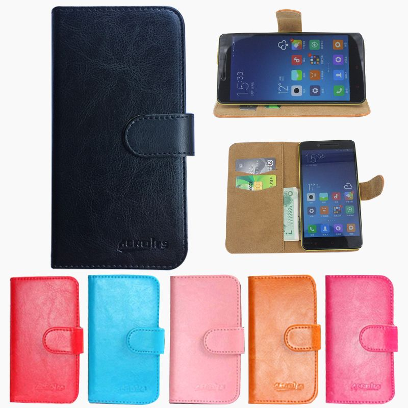 For Prestigio Wize K3 PSP3519 DUO Original Top Quality Exquisite Simplicity Fashion leather Vertical Flip Cover Case