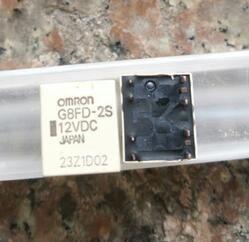 10PCS/LOT Relays G8FD-2S-12VDC G8FD-2S G8FD 12V