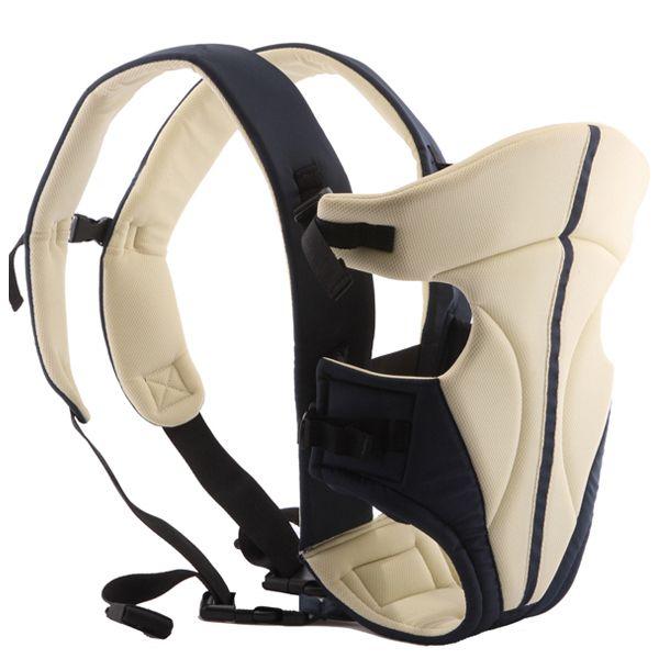 0-24 mois bébé sac à dos fronde mode momie kangourou wrap sac ergonomique multifonctionnel porte-bébé