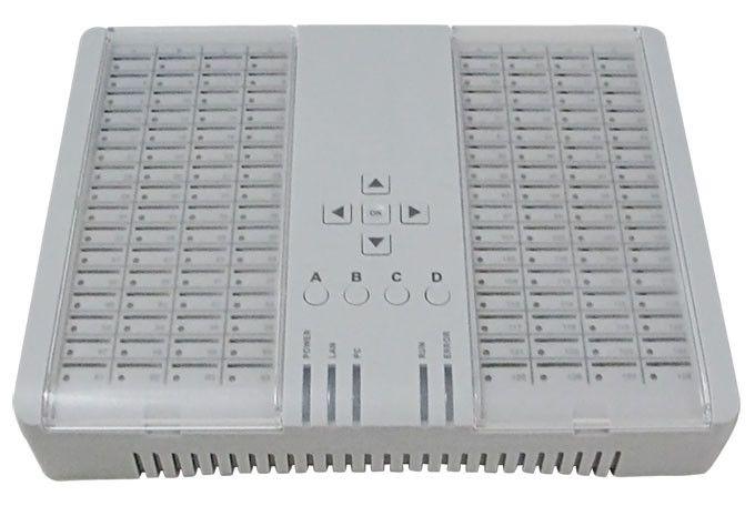 SIM Bank SMB128 SIM server für GOIPs, arbeit mit DBL GOIPS GSM Voip-gateway, fernsteuern und verwalten