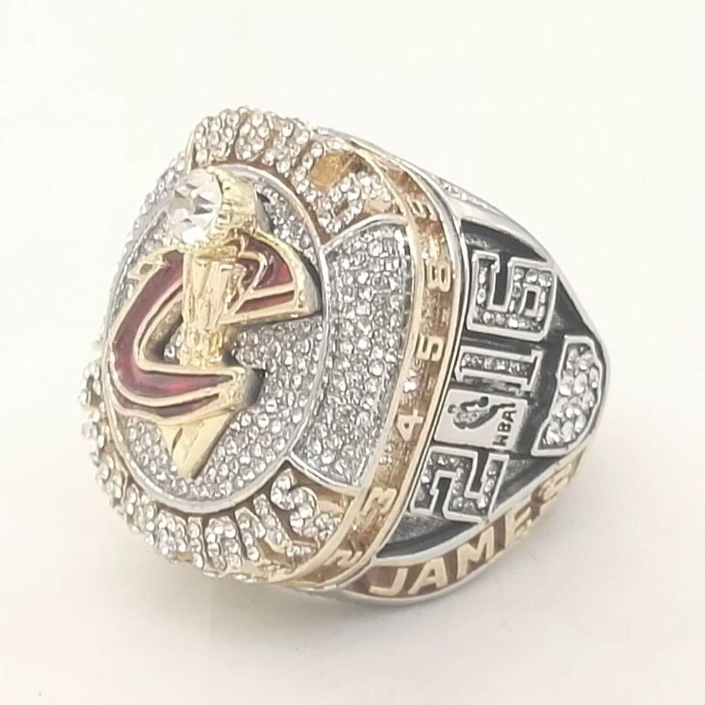 Who Can Beat Our Rings, High Quality 2016 Cleveland Cavaliers Basketball custom sports Replica Men World Championship Ring