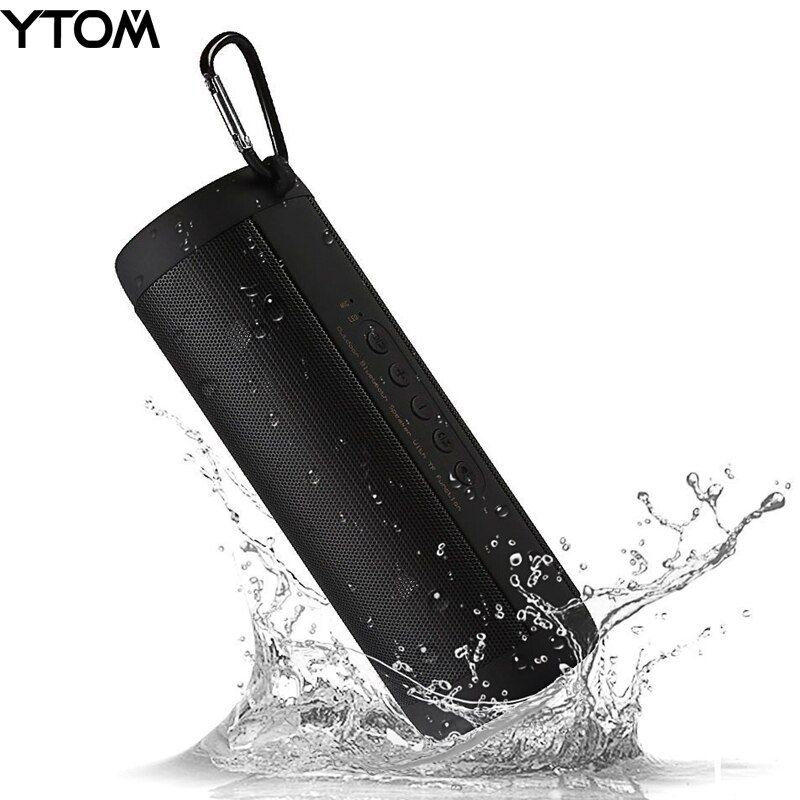 Best Wireless Bluetooth Speaker Waterproof Portable Outdoor Mini  Loudspeaker Speaker Design Column Box for iPhone Xiaomi sony
