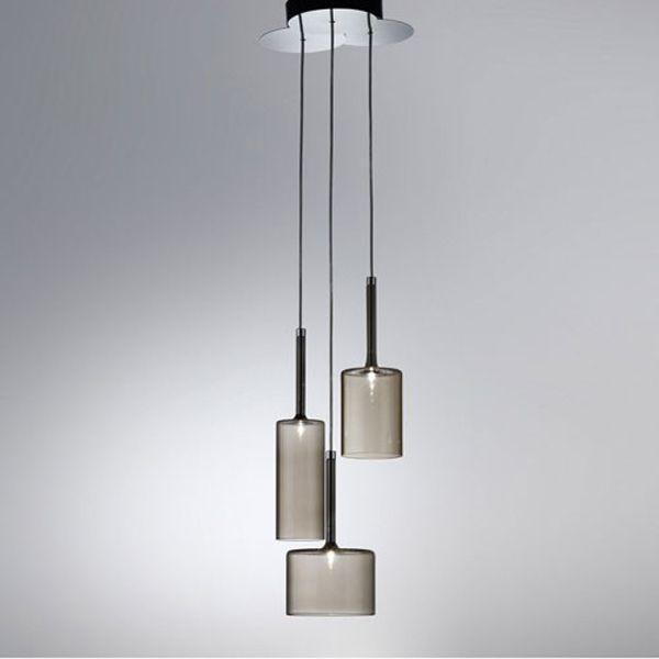 Spillray SP3 3 Pendelleuchte Durch Manuel Vivian durch AXO Licht esszimmer restaurant Glas pendelleuchte beleuchtung fabrik preis